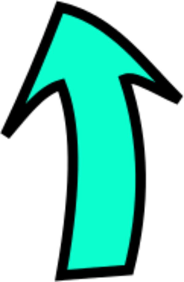 clipart arrow pointing right - photo #34