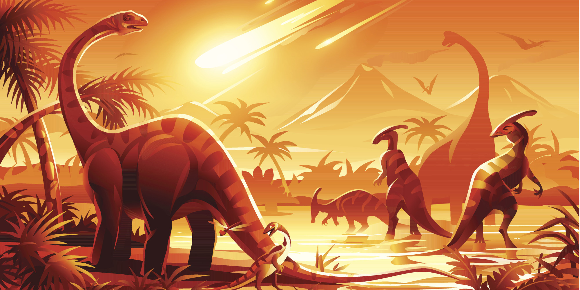 dinosaurs extinction An international team of scientists has come up with the most precise date yet for the extinction of the dinosaurs, bbc news reported their radiometric dating analysis of rock and ash samples indicates that the dinosaurs died out 66,038,000 years ago, plus or minus 11,000 years the findings of the.