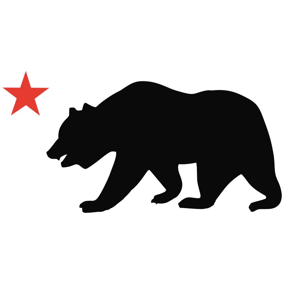California bear for Designers art of california