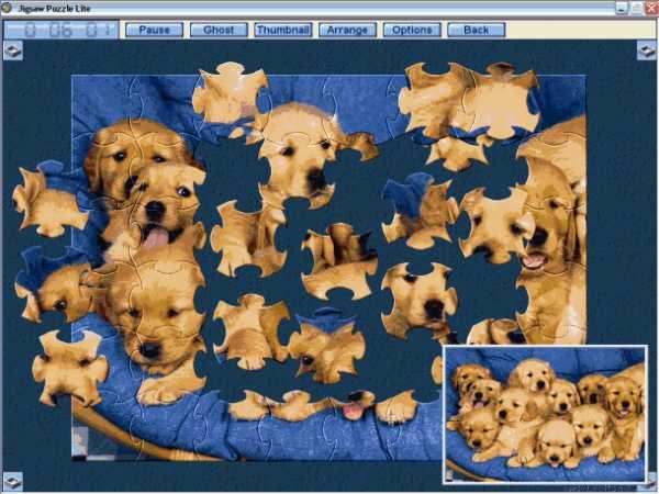 Jigsaw Puzzle Lite - Download
