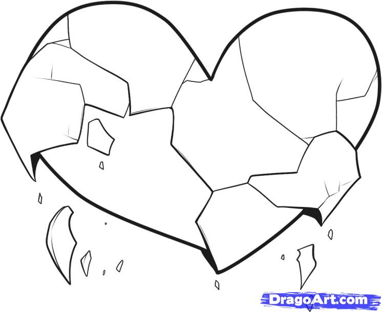 Drawings Of Heart Cliparts Co