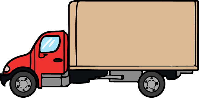18 Wheeler Clip Art - Cliparts.co
