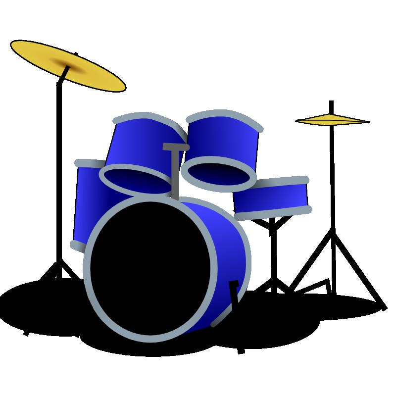 Drum Set Clipart Clipart Drums