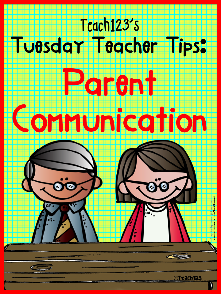 Teach123 - tips for teaching elementary school: Parent ...