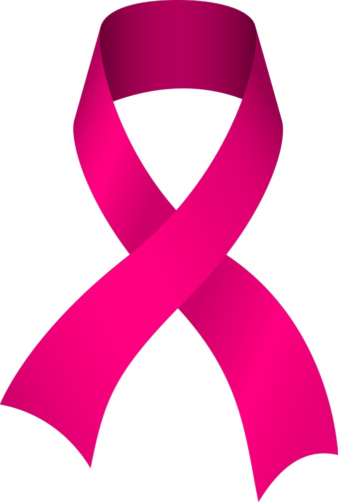 Ribbon breast cancer