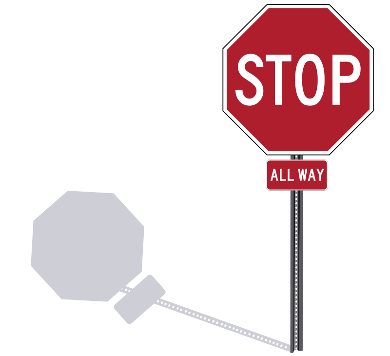Stop Sign Clip Art Free