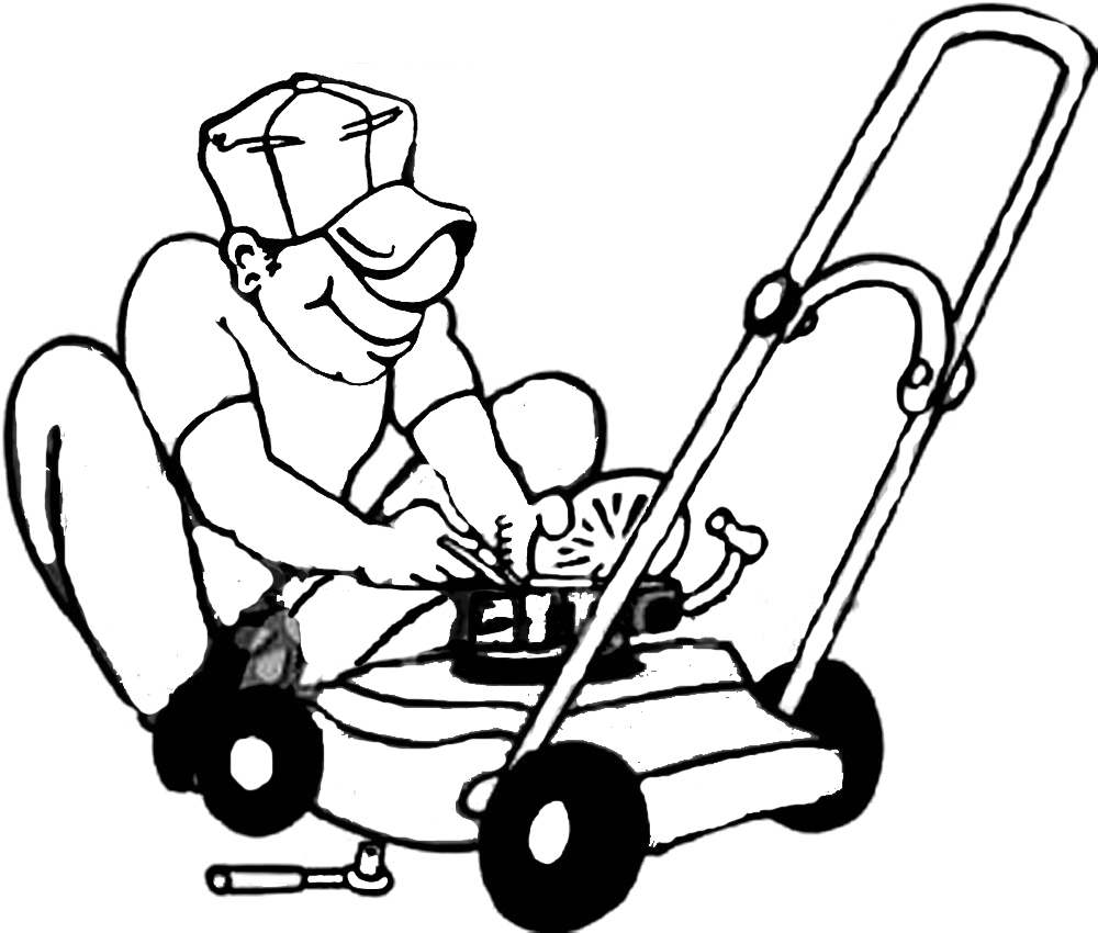 Lawn Mower Clipart on riding lawn mower care