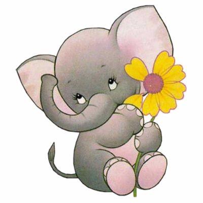 Cute Elephant Clipart - Cliparts.co
