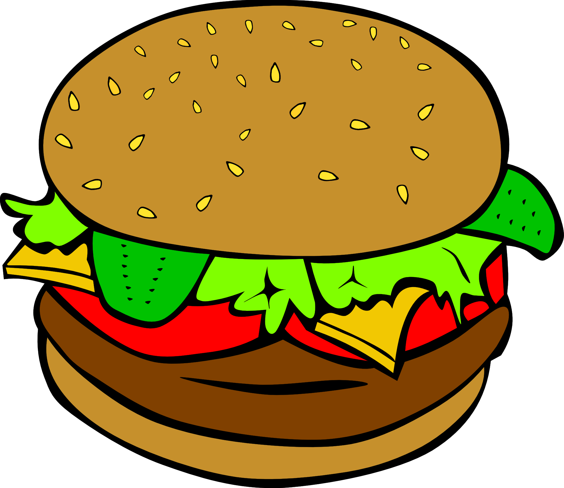 food 6 clipart rh worldartsme com clipart food pictures clipart food and drink