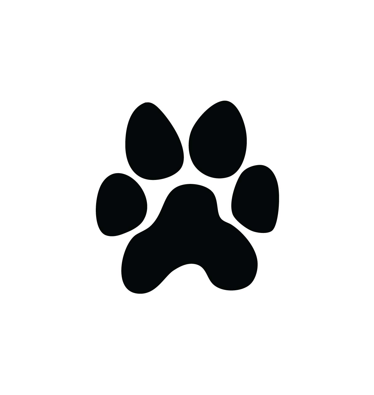 Cat Paw Clipart Cliparts Co