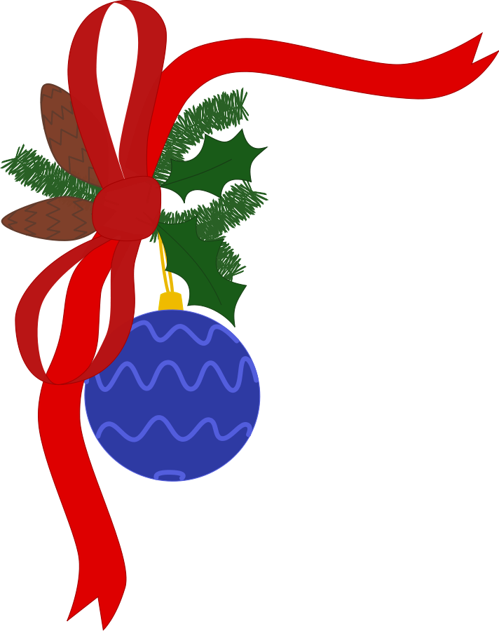 Christmas Ornament Clipart - Cliparts.co