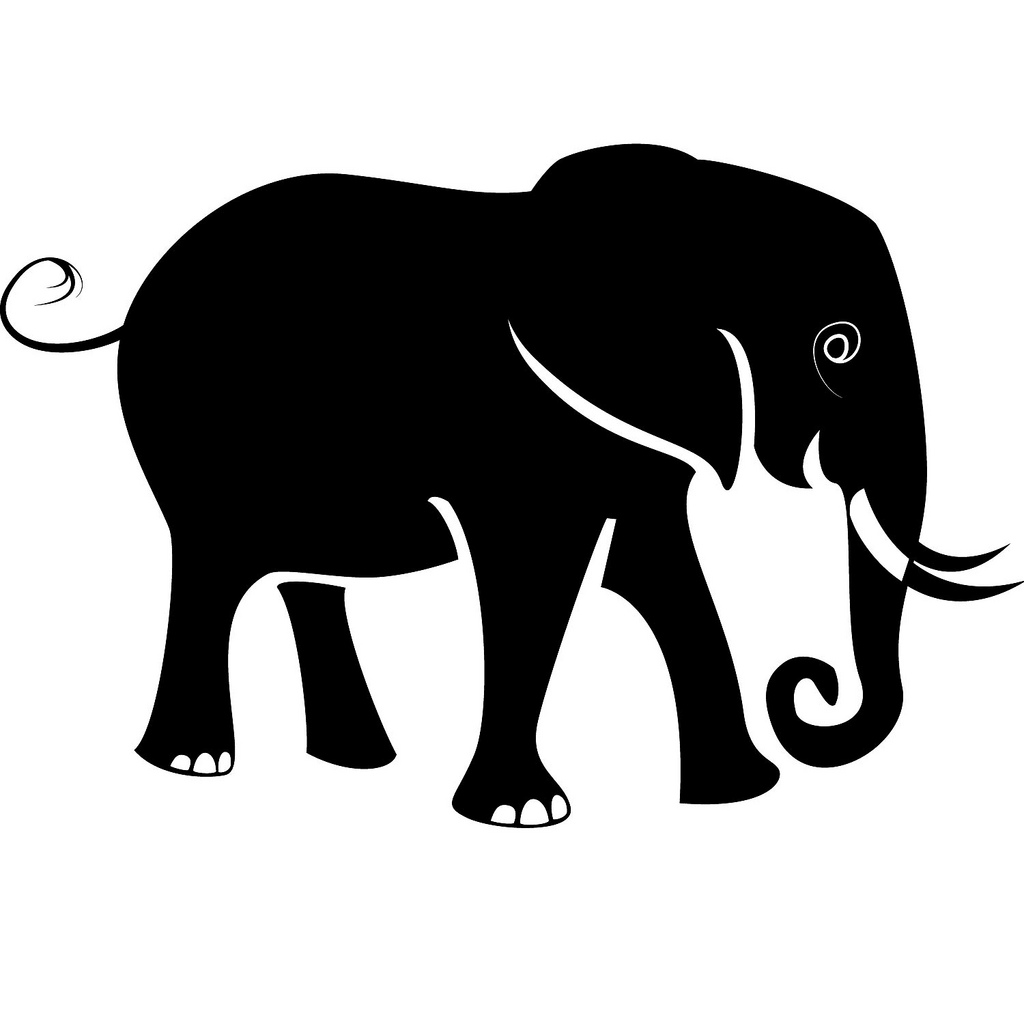 Elephant Vector - ClipArt Best