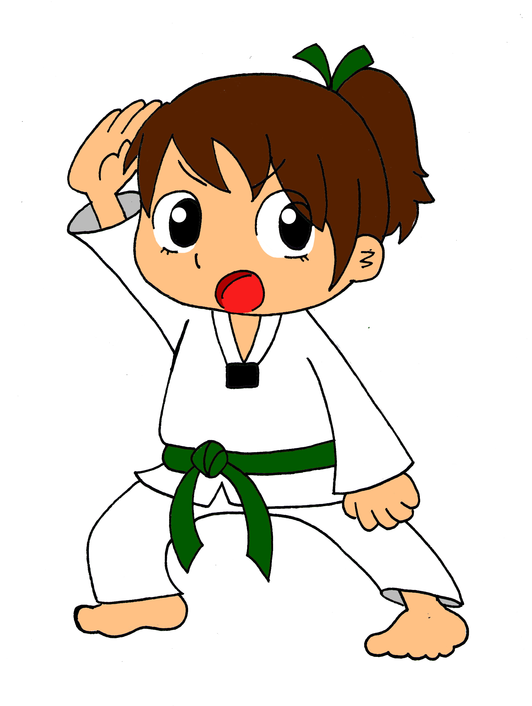 57 images of Taekwondo Clip Art Free . You can use these free cliparts ...