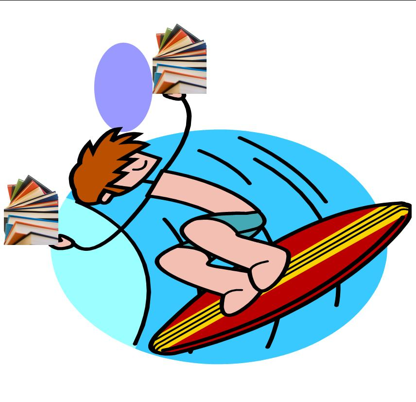 clipart of summer reading - photo #34