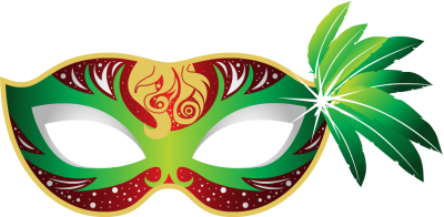 Mardi Gras Masks Images - Cliparts.co