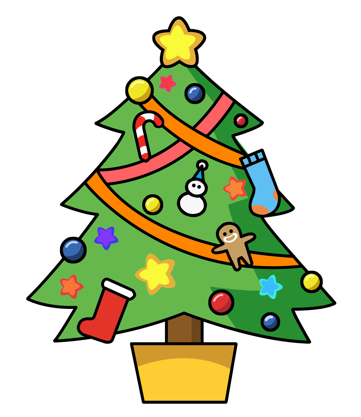 Country Christmas Clip Art - Cliparts.co