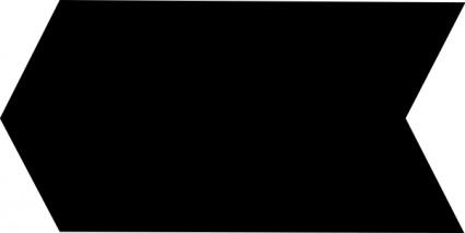 Black Arrow Clip Art - Cliparts.co