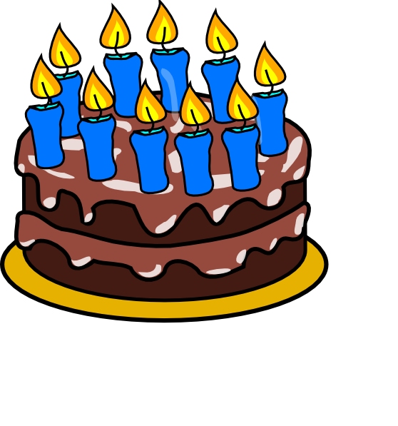 Happy Birthday Cartoons Clip Art - ClipArt Best