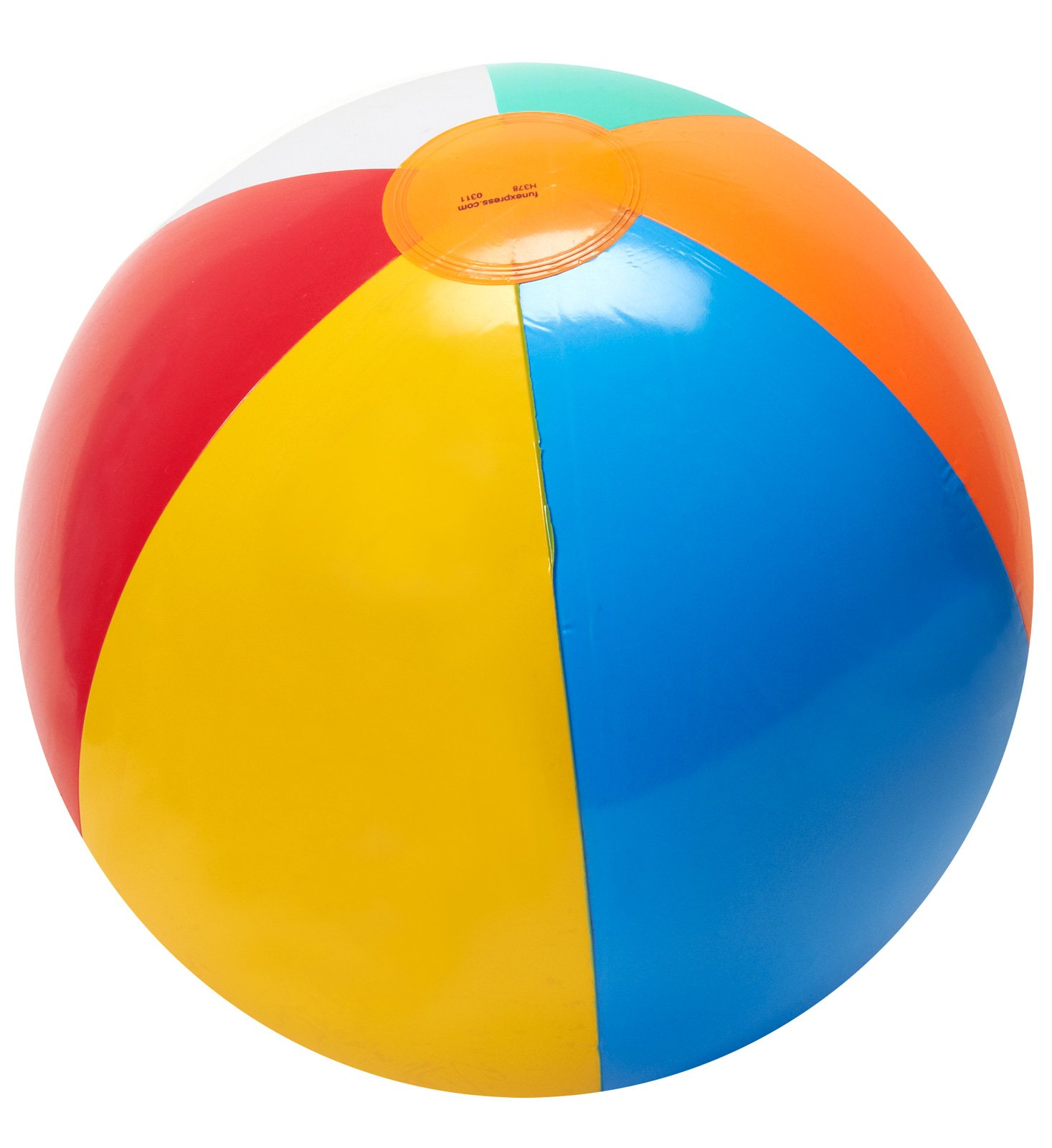 Picture Of Beach Balls - Cliparts.co