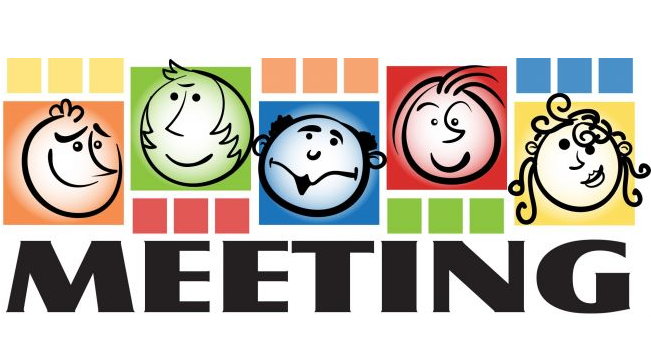 employee meeting clipart - photo #11