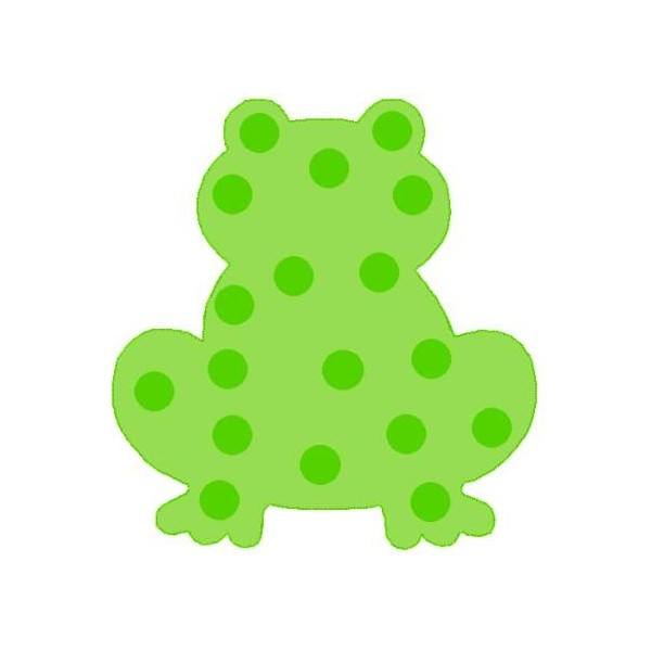 Silhouette Of A Frog - ClipArt Best