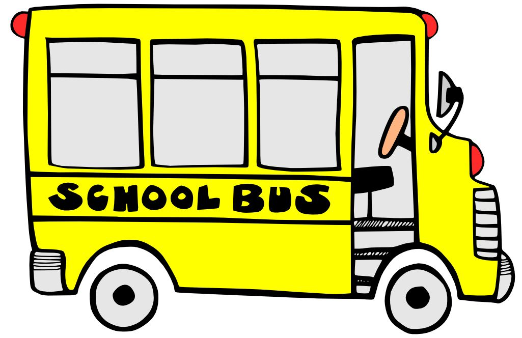 back to school bus clipart - photo #23
