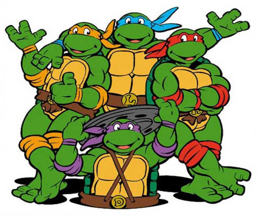 ninja turtle clip art free - photo #4