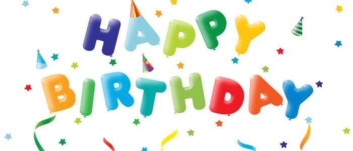 Happy Birthday For Boys - Cliparts.co