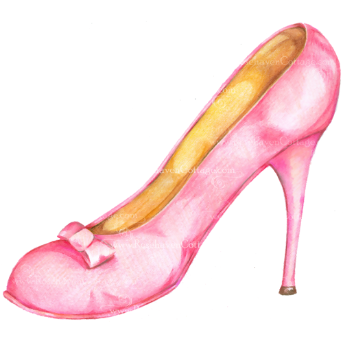 High Heel Clip Art - Cliparts.co