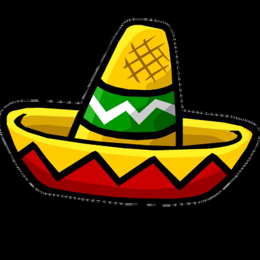 clip art mexican hat - photo #3