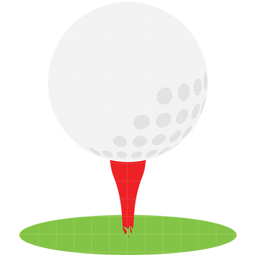 Golf Ball Clipart - Cliparts.co Golf Ball On Tee Clipart