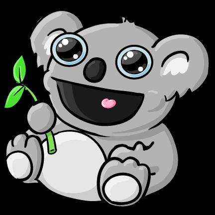 Cartoon Koala Pictures - Cliparts.co