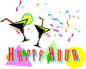 Happy Hour Clip Art - Cliparts.co