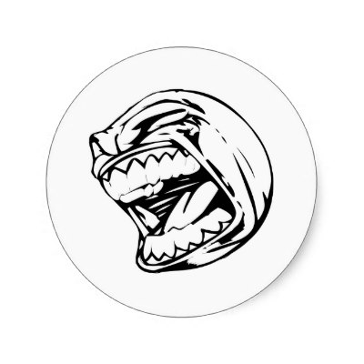 screaming baseball logo - group picture, image by tag ...