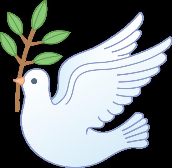 Cartoon Dove - Cliparts.co