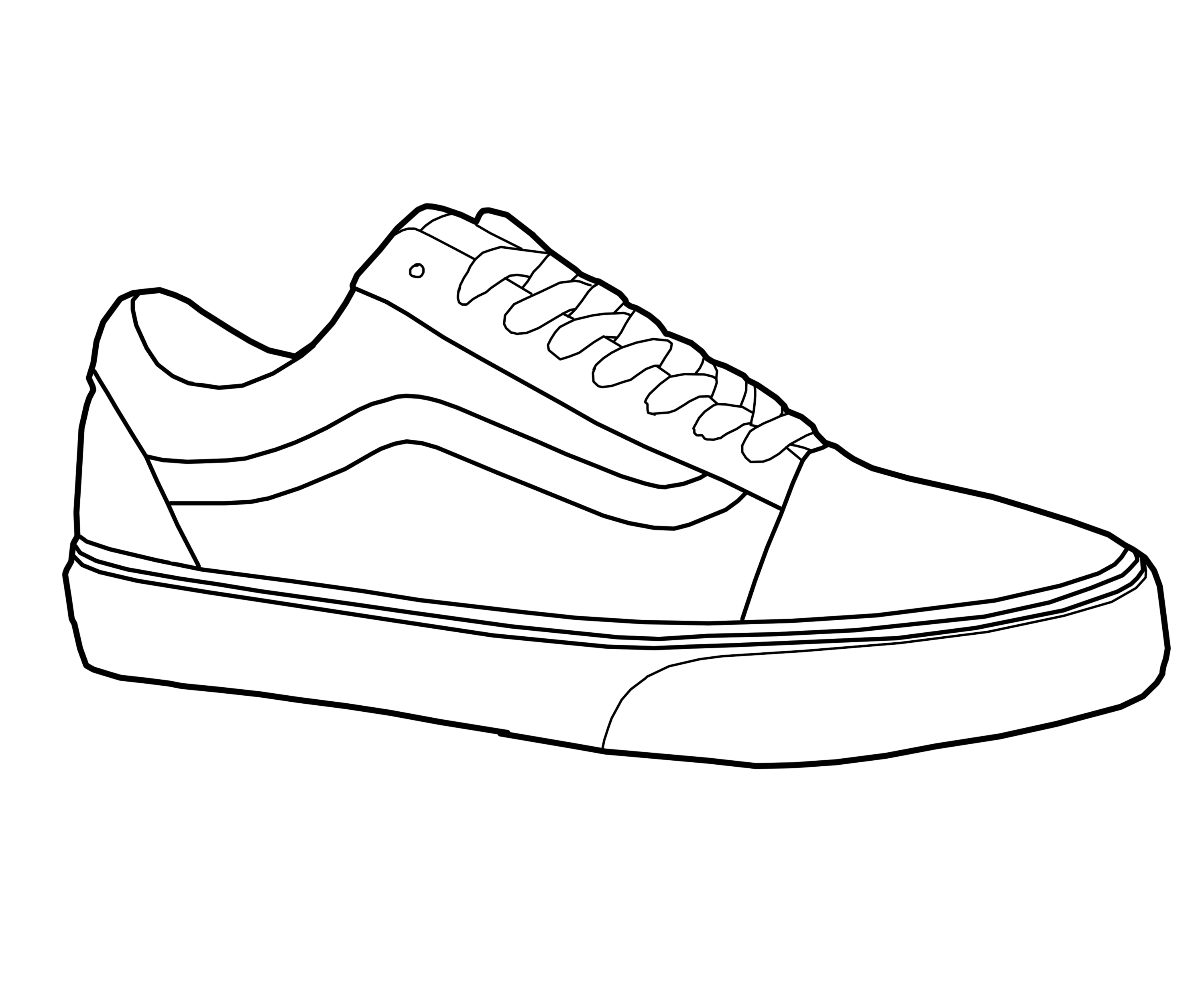 Shoe Vector - Cliparts.co