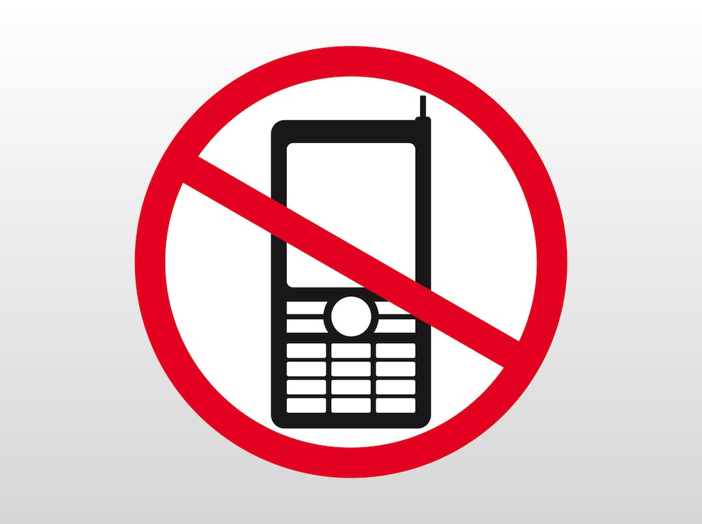 clipart cell phone use - photo #22
