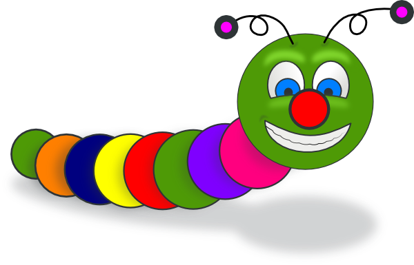 Worm clip art - vector clip art online, royalty free & public domain