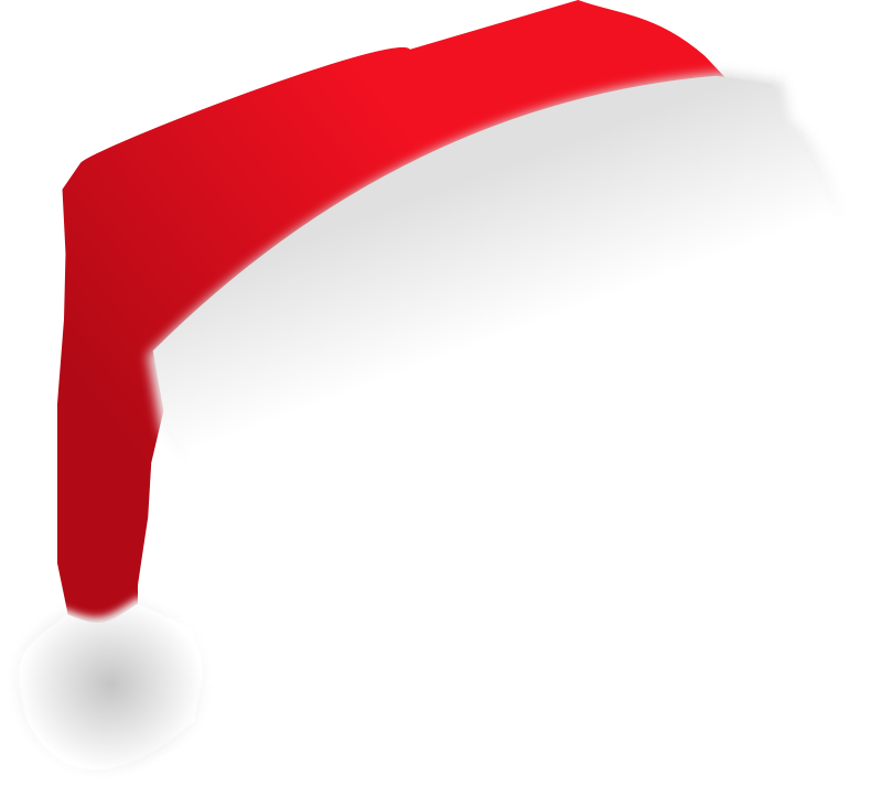 Christmas Hat Clip Art - Cliparts.co