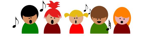 kids-singing-clipart-children- ...