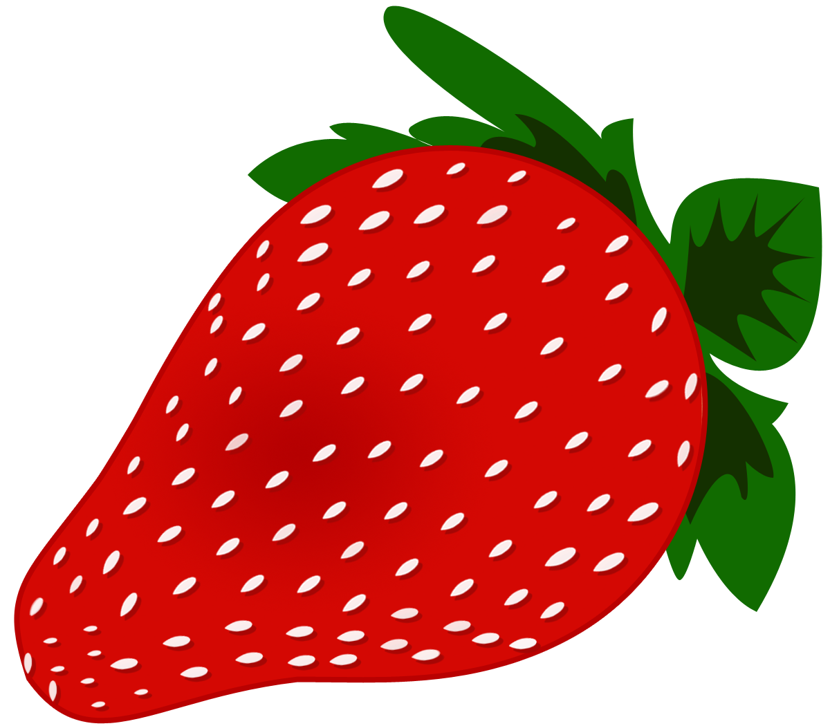 strawberry clip art pictures - photo #16