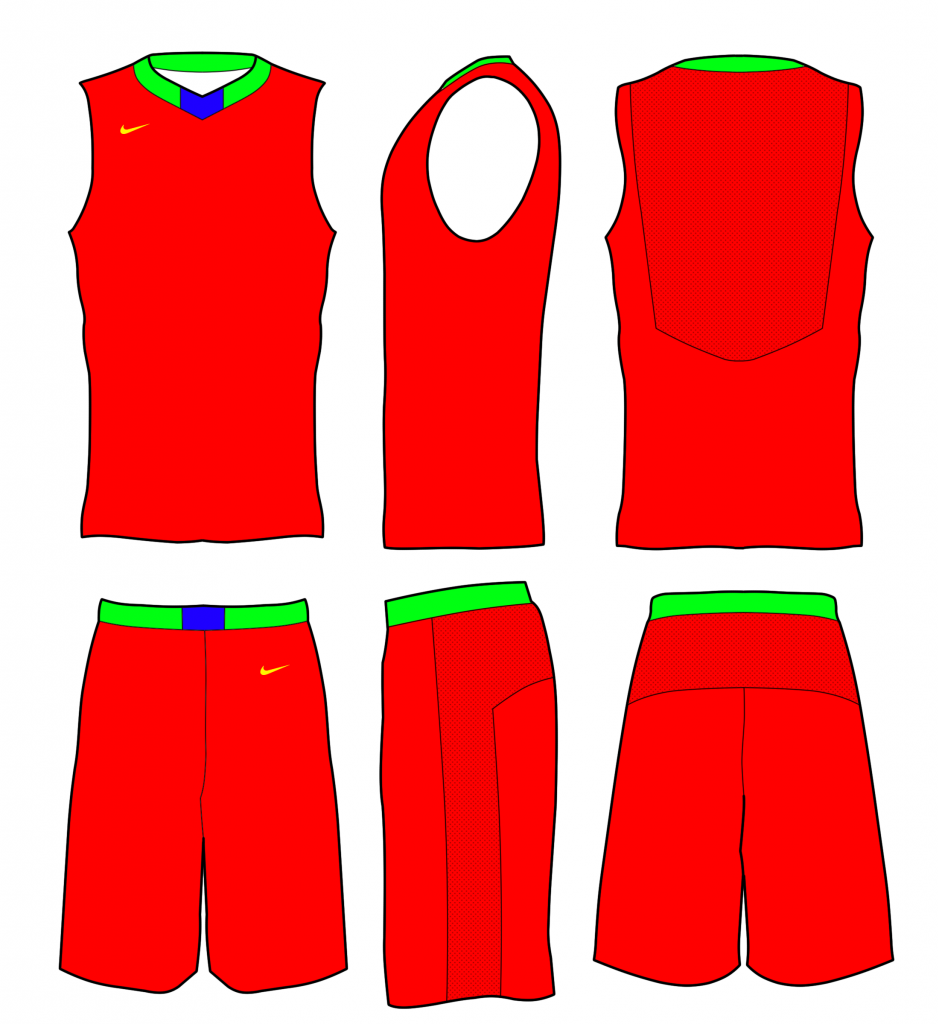 Nike Basketball Template PSD v2.0 - My 1st Template - Concepts ...
