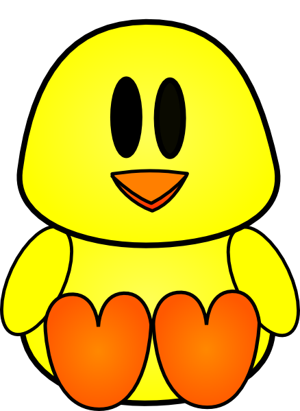 baby chick clipart | Clipart Panda - Free Clipart Images