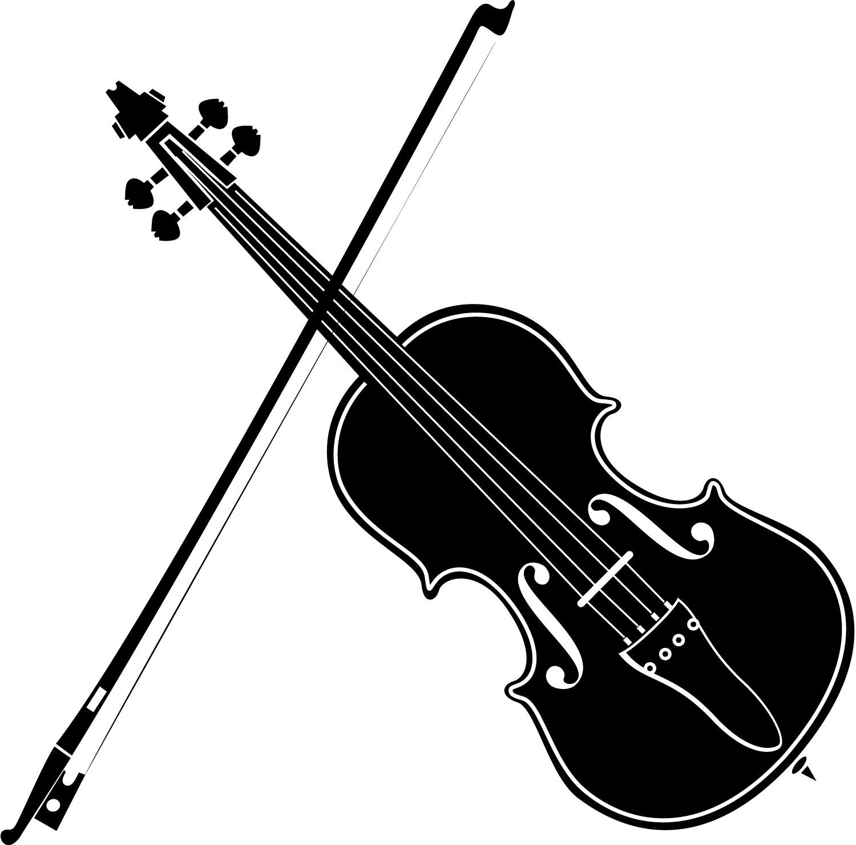 Clip Art Violin - Viewing | Clipart Panda - Free Clipart Images