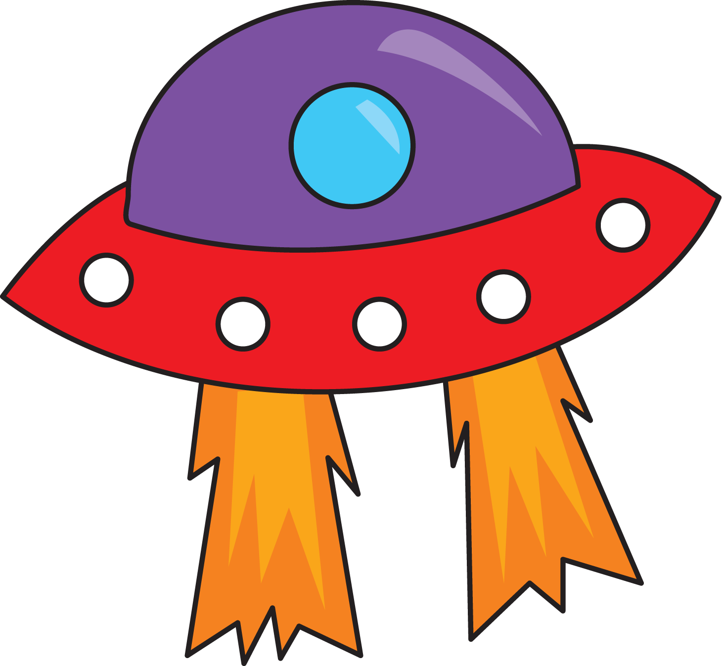 space ship clip art - photo #35