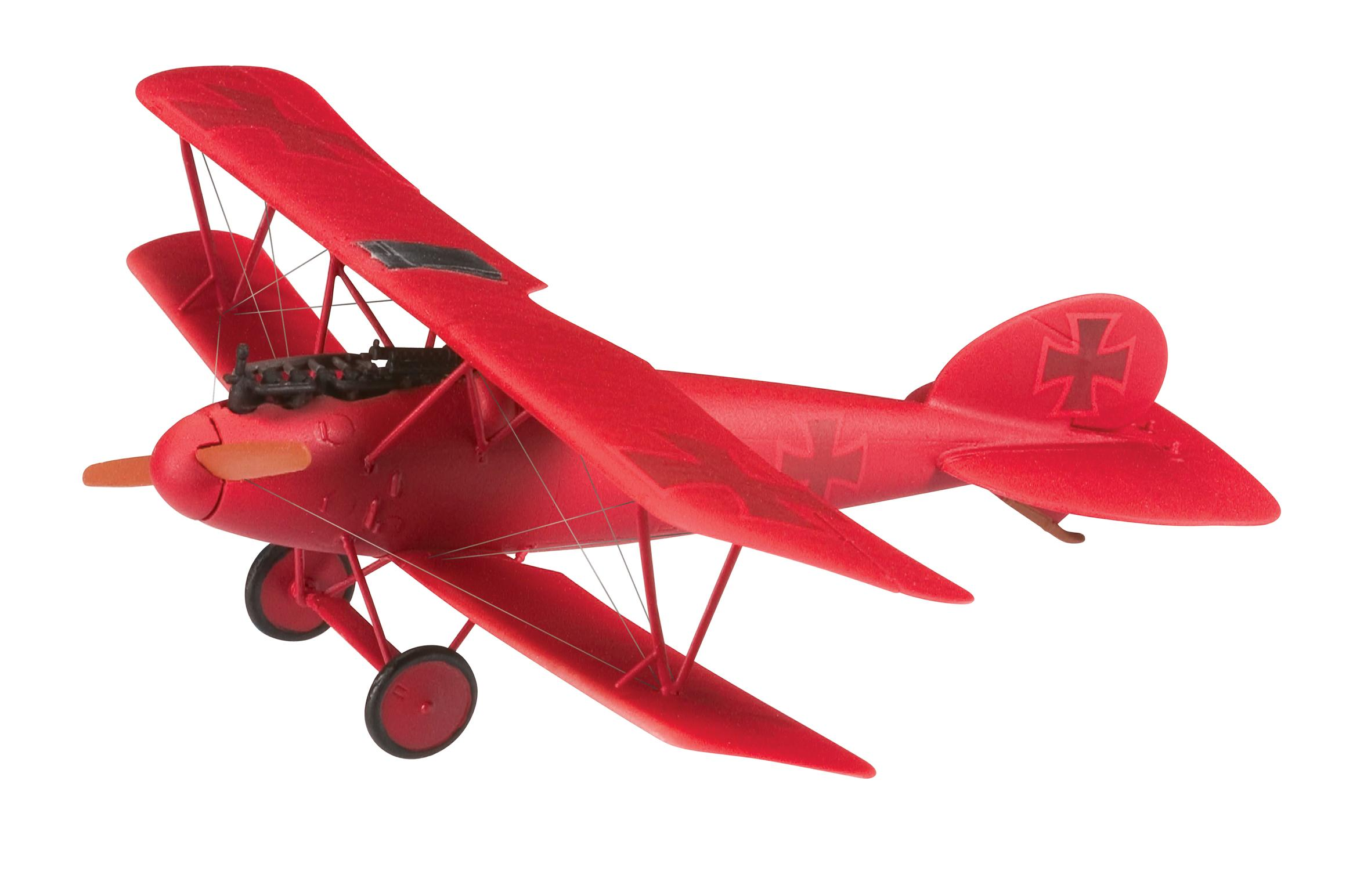 red baron plane toy