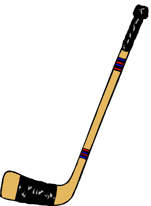 ice hockey stick clipart rh worldartsme com clipart hockey stick and puck hockey stick clipart black and white