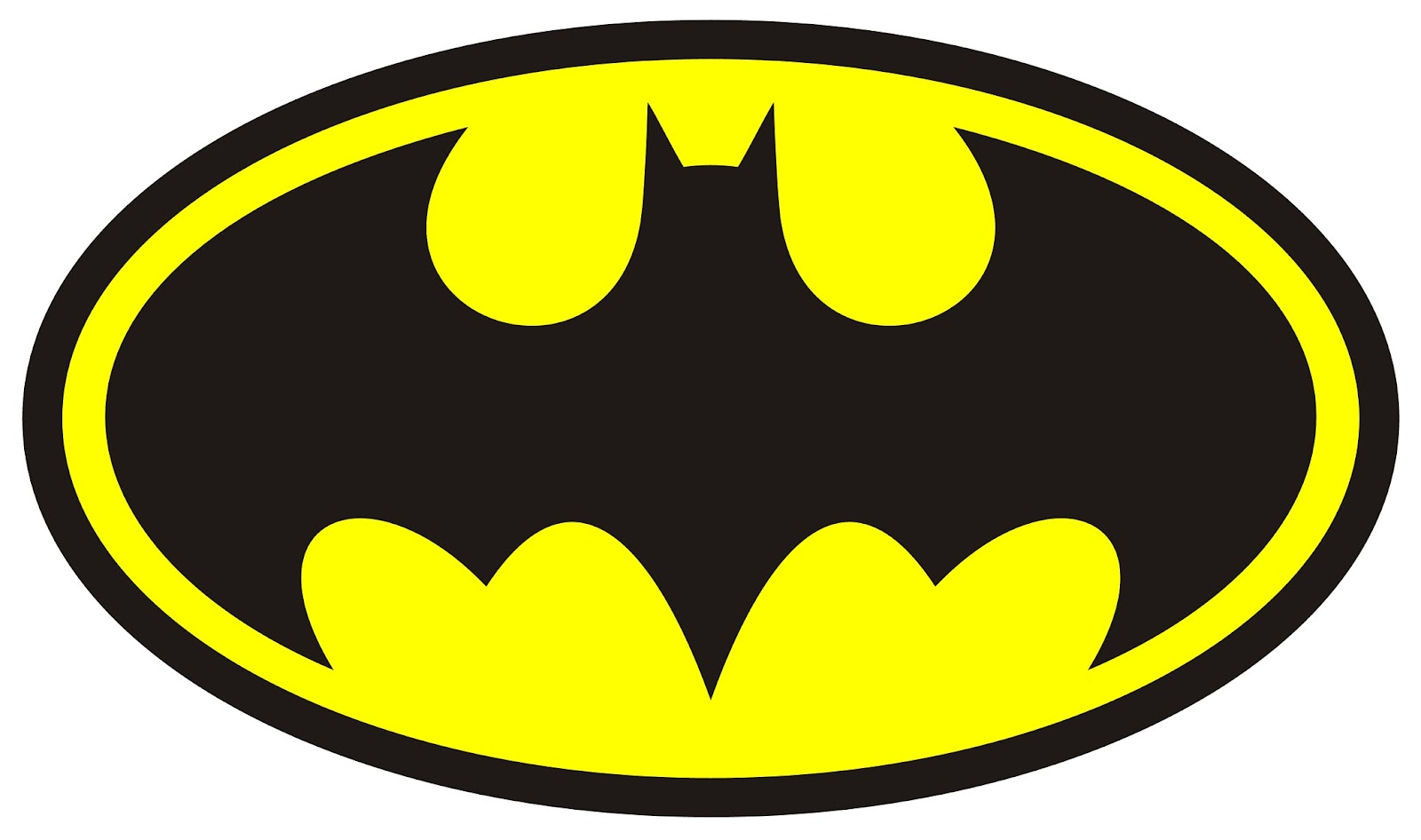 Invaluable image with regard to batgirl logo printable