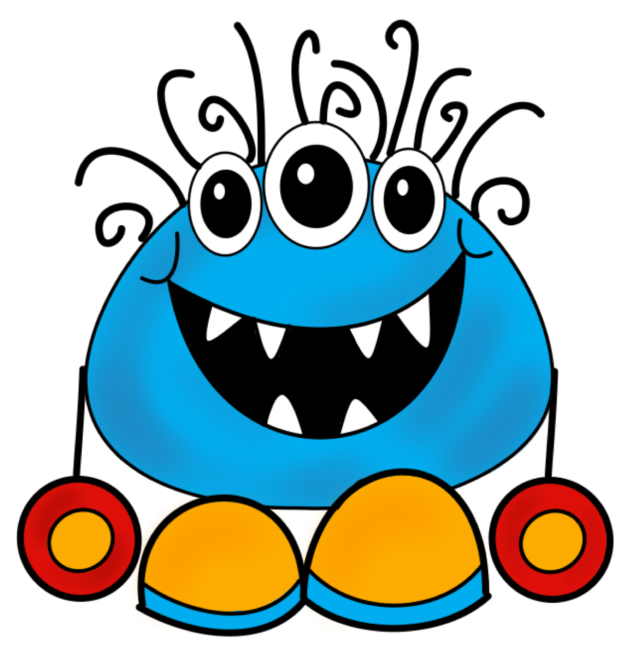 Monster Clip Art Images | Clipart Panda - Free Clipart Images