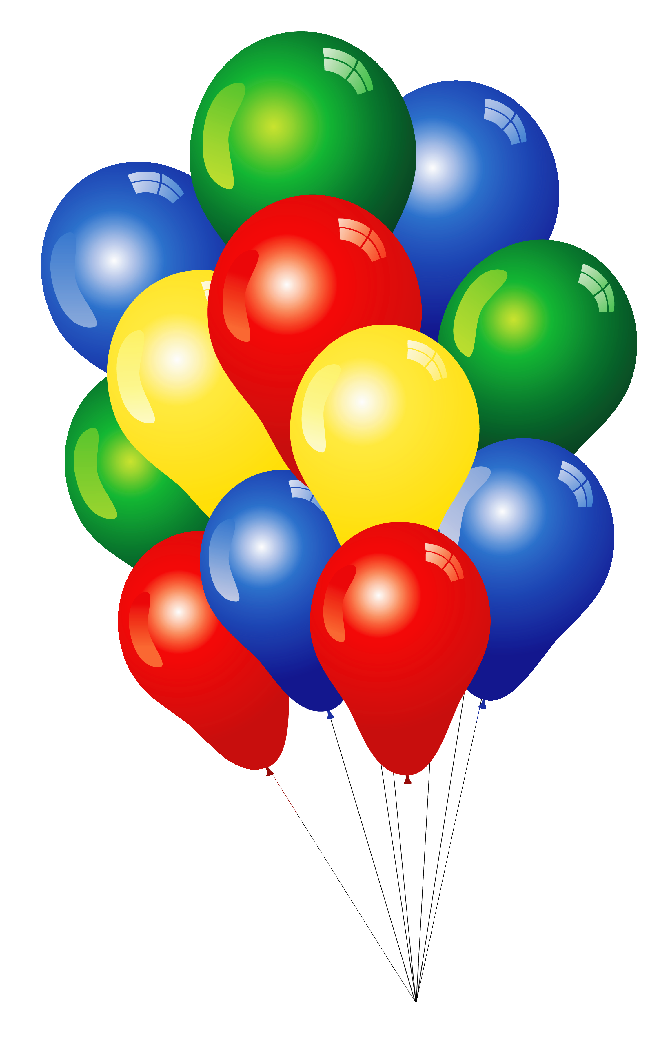 Free Birthday Balloon Images ~ Free balloon clip art cliparts